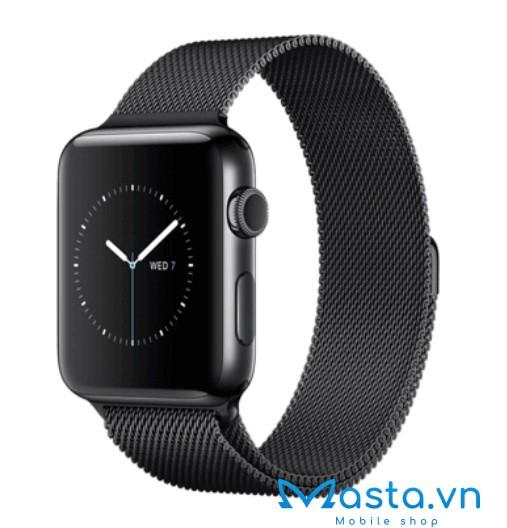 Apple watch series 1 42mm thép